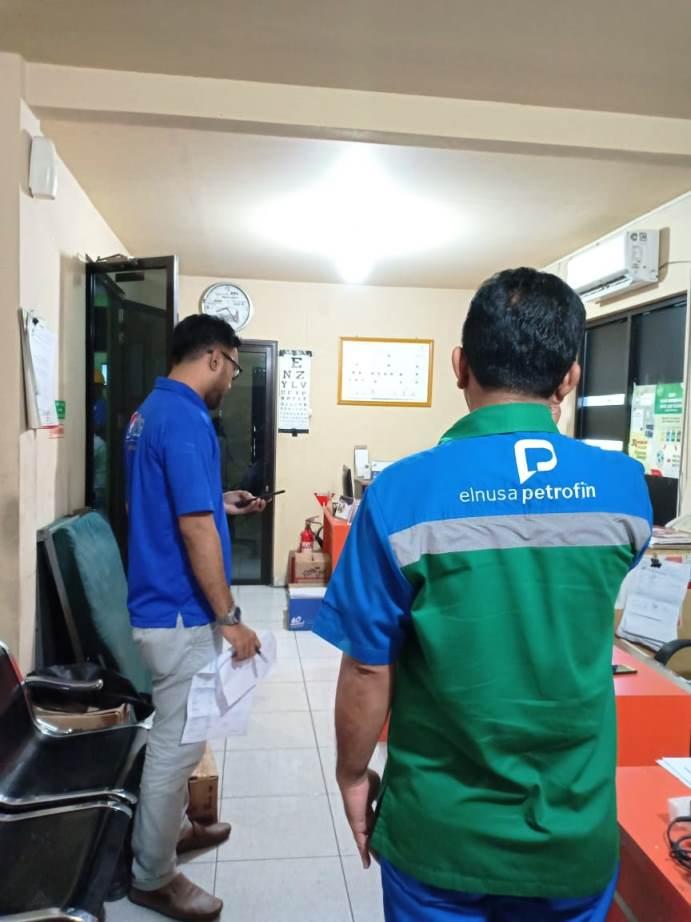 Foto-foto : Dokumentasi Staf PT EPN Parepare