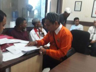 Dianggap melanggar terkait rencana pembangunan salah satu sekolah, di Kelurahan Wattang Soreang, Kecamatan Soreang, Kota Parepare, Sulawesi Selatan, Wali Kota Parepare, Taufan Pawe, dilaporkan ke pihak yang berwajib.