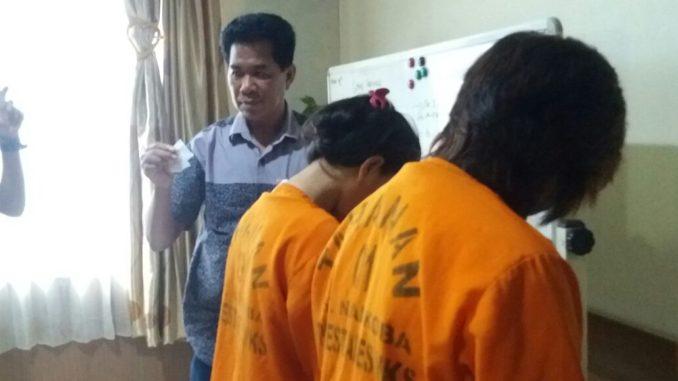 Satserse narkoba Polrestabes Makassar