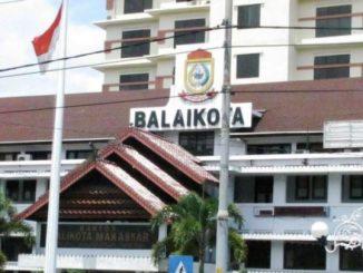 Kantor Walikota Makassar (Gambar: Internet)