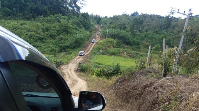 Desa terpencil Sidrap