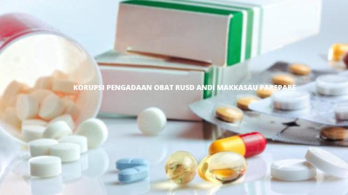 Korupsi pengadaan obat