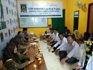Verifikasi faktual PKS Pinrang