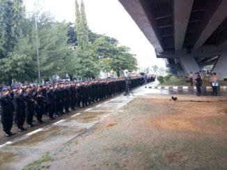 Apel Polisi dalam penetapan calon kepala daerah