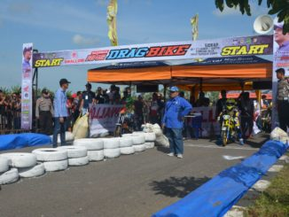 Kejurnas Drag Bike