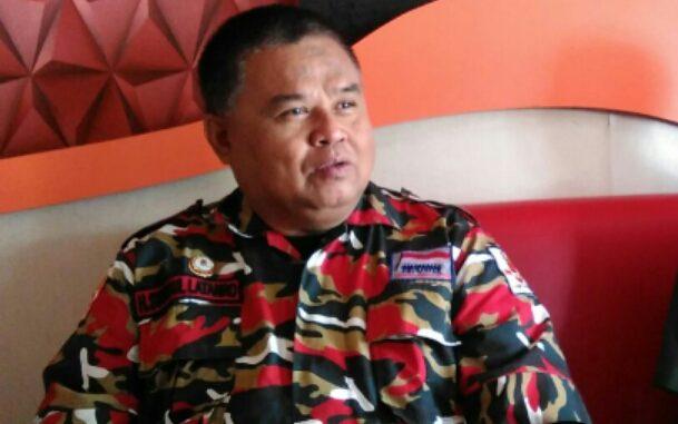 Ketua LMP Parepare, H Syamsul Latanro