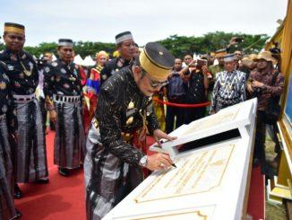 Gubernur Sulsel Syahrul Yasin Limpo (SYL)