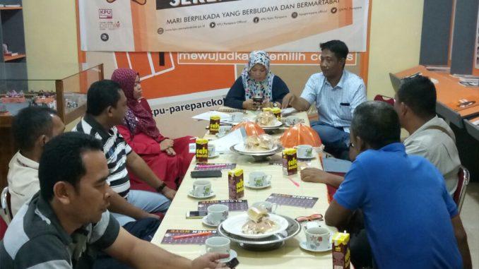 Ketua KPU Kota Parepare Nur Nahdiyah