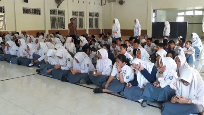 siswa- siswi SMAN 5 Makassar