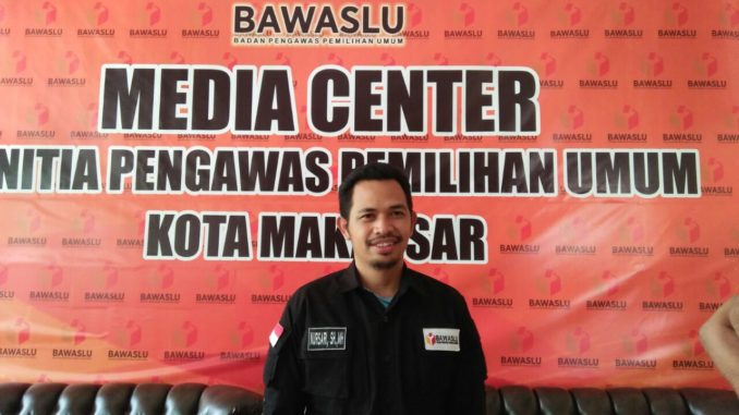 Ketua Panwas Makassar