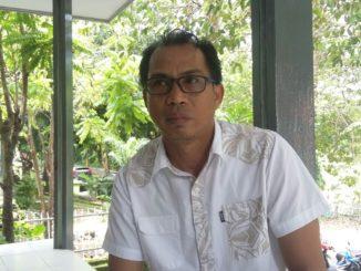 Ketua Panwaslu Parepare, Zainal Asnun tentang Politik praktis.
