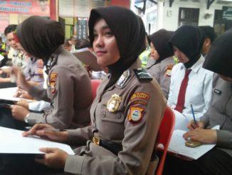 Personel Polres Pelabuhan Makassar jalani psikotes