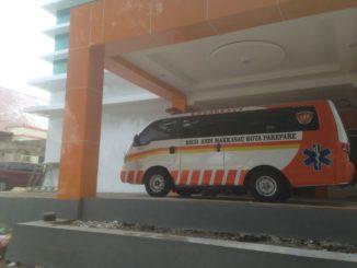 Ambulance RSUD Andi Makkasau