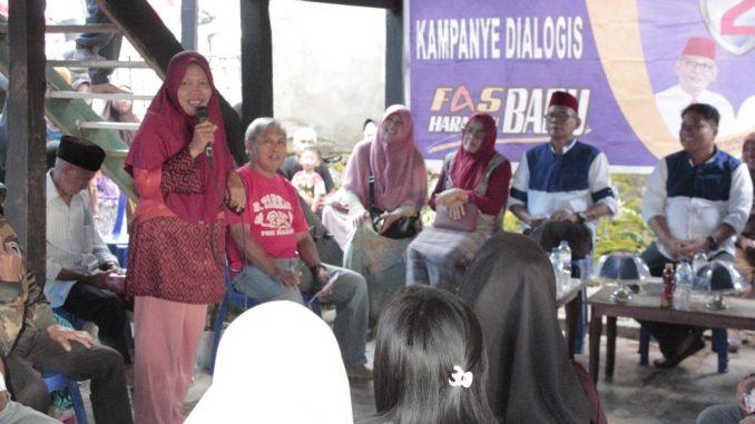 Kampanye dialogis FAS