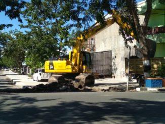 perbaikan infrastruktur