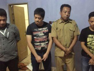penangkapan
