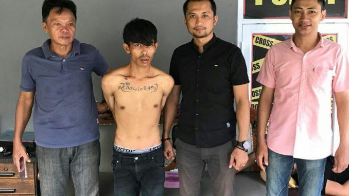 Resmob tangkap pencuri