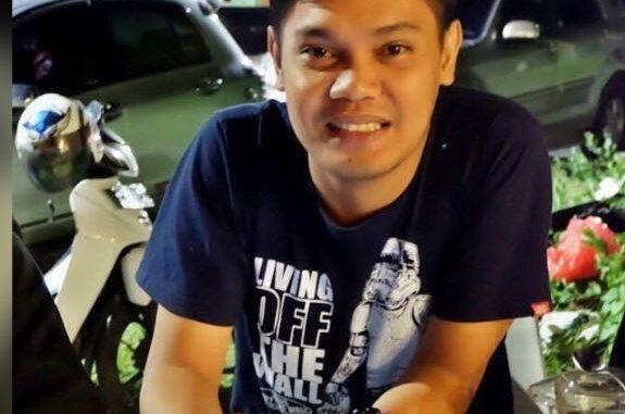 Aktivis Masyarakat Peduli Demokrasi Bermartabat, Rusli Kaseng.(sud)