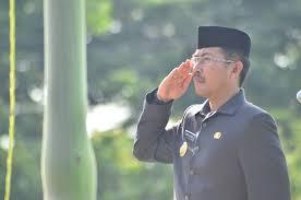 Wabup Pinrang, Muh Darwis Bastama.(int)