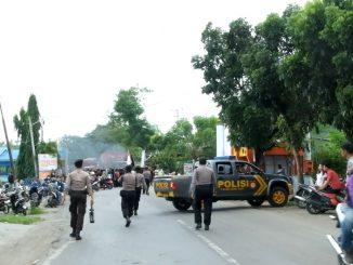 protes tenaga kerja asing