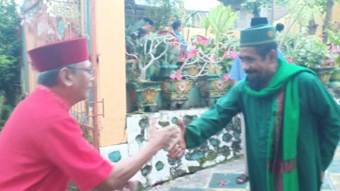 FAS bersama Ramadan Umasangaji