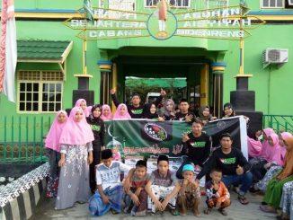 Berbagi Kebaikan, Komunitas KMS-KNI Bantu Anak Yatim