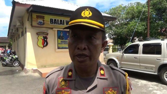 Kompol Darwis, Kabag Ops Polres Parepare