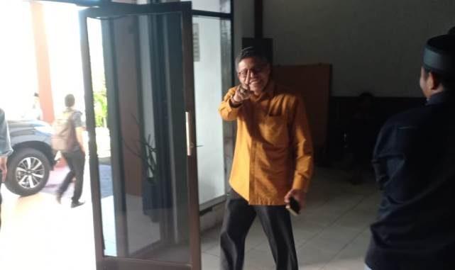 TP Dihadirkan, JPU Resmi Terima Kasus Rastra