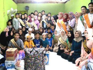 Mengisi Bulan Ramadhan Duta Pariwisata Parepare bagi-bagi Sembako dan Takjil