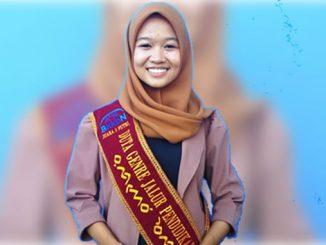 Mahasiswi IAIN Parepare Menangkan Kompetisi Duta GenRe Sulsel 2018
