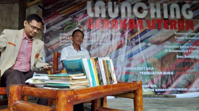 gerakan literasi pemuda muhammadiyah