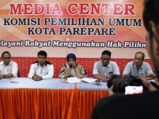 KPU diskualifikasi taufan pawe
