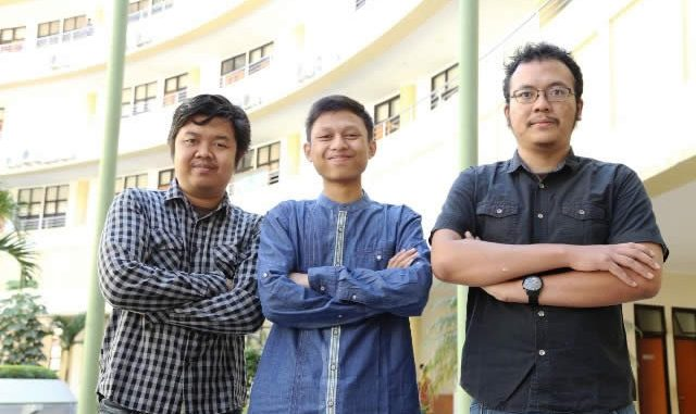 Berbekal Sensor CMOS, Tiga Mahasiswa Unpad Hasilkan Detektor Penangkap Partikel Muon