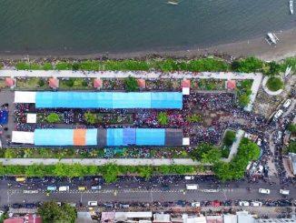 Kampanye FAS, Taman Mattirotasi Jadi Lautan Manusia