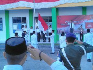 Rektor IAIN Parepare Pimpin Upacara Hari Lahir Pancasila