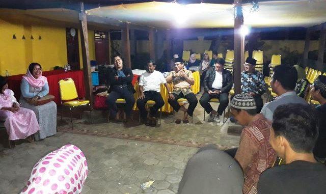 Idrus Marham Motivasi Anggota PKH Bekerja dengan Hati