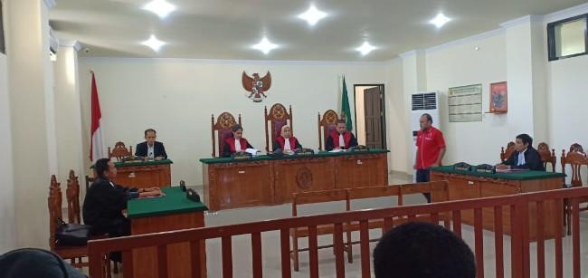 Sidang pengadilan