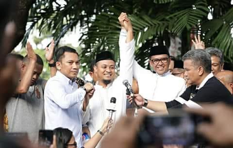 Prof Andalan Menang, Ketua Pandawa : Ini Kemenangan Masyarakat Sulsel