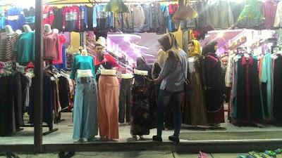 Penjualan Pakaian