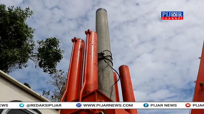 Video Pijar Channel : Bupati Barru Groundbreaking Gedung Tower Pemkab Barru