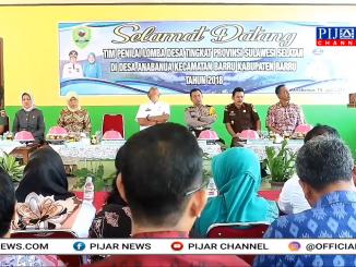 Video Pijar Channel : Desa Anabanua Wakili Barru Pada Lomba Desa Tingkat Provinsi