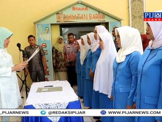 Hasnah Syam Lantik Bunda Paud Tingkat Kecamatan, Kelurahan, Desa, Sekecamatan Barru