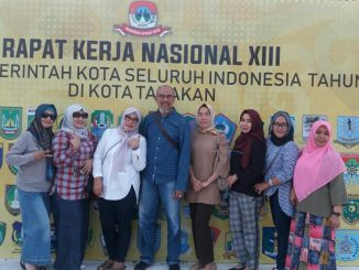 Dinas Perpustakaan Kota Makassar Berpartisipasi di Ajang Rakernas dan City Expo APEKSI 2018