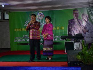 Kajari Sidrap Pindah Tugas, Diganti Kajari Kuala Pembuang