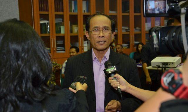 Kisruh Honorer K2, Syamsul Bachri Pastikan Tuntas Sebelum Desember