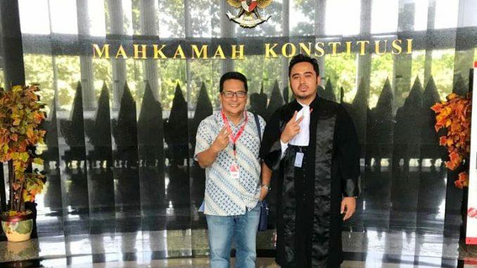 Kuasa Hukum Iwan Alimin : Gugatan Bersalam Tidak Memenuhi Legal Standing
