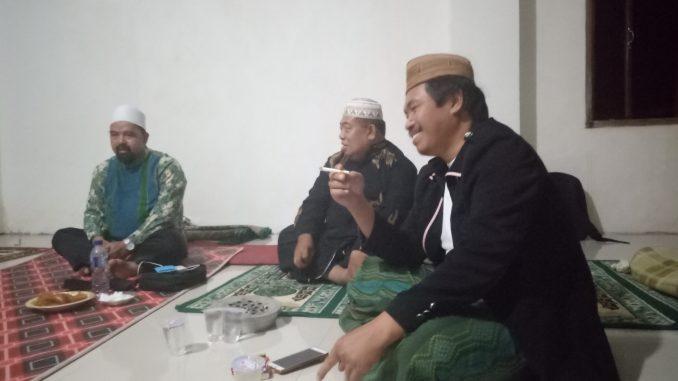 Maskur Yusuf, Imam Mesjid Al Markas Berbagi Pengalaman Pesantren Tahfidz