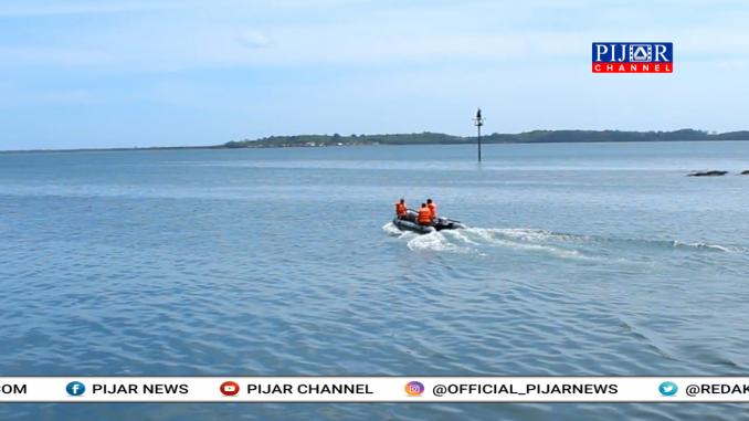 Video Pijar Channel : Perahu Ditemukan Kosong, Seorang Nelayan Diduga Tenggelam di Perairan Parepare