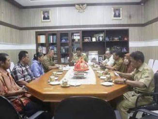 Bupati Barru Lepas Atlet Ke ASEAN School Games