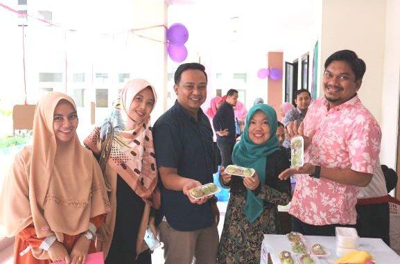 Formagiz Exhibition UIN Demo Masakan Sehat